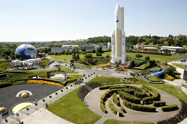 Space City - Космический город, Детские парки во Франции, тематические парки во Франции